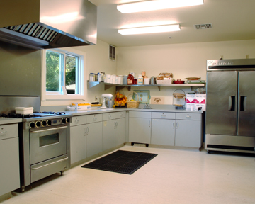 DL Commercial Kitchen Remodel