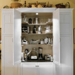 Armoire of Appliances - Custom build construction project