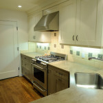 Kitchen Remodel - Custom cabinetry, custom counter, undermount sink
