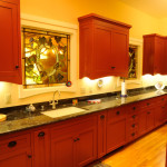 Kitchen Remodel - Custom cabinetry, counters, flooring - residential construction project